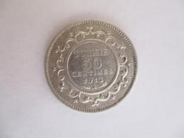 Tunisie: 50 Centimes 1912 - Tunisia