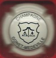 Capsule CHAMPAGNE Gonet-Medeville N°: 1 - Zonder Classificatie