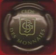 Capsule CHAMPAGNE Goutorbe-Bouillot N°: 14 Clos Des Monnaies - Zonder Classificatie