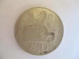 Belgique: 20 Francs 1950 - 04. 20 Francs