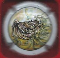 Capsule CHAMPAGNE Janisson-Baradon N°: 46d Huitre - Zonder Classificatie