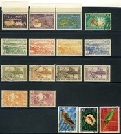 New Hebrides Small Collection Of 17 Very Good Stamps In MNH, MH And VF Used - Légende Anglaise
