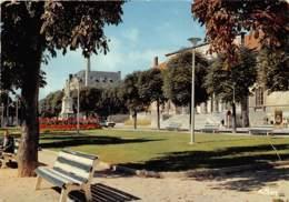 CHALON SUR SAONE Le Square Palais De Justice 21(scan Recto-verso) MA2207 - Chalon Sur Saone