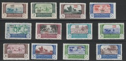 1944 Cabo Juby. Edifil 138-149 - España