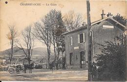CHABRELOCHE - La Gare - Francia