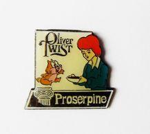 Pin's Cinéma Proserpine Oliver Twist - 18A - Cinéma