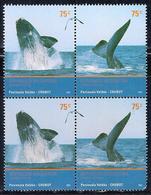 Argentina - 2002 - Faune. Cétacés - Baleines - Ballenas - Whales - Unused Stamps