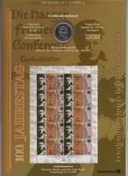 Bund Numisblatt 2005-5 Bertha Von Suttner 10,00 Euro - [ 7] 1949-…: BRD