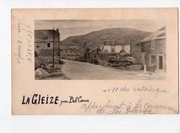 16 - LA GLEIZE - Par Delcour (peintre) - Cliché D'un Catalogue D'exposition - Stoumont