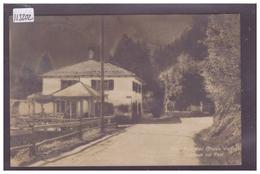 RONGELLEN THUSIS - GASTHAUS ZUR POST - TB - GR Graubünden