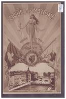 GENEVE - LIGUE DES NATIONS 1919 - TB - GE Geneva
