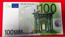 PORTUGAL 100 EURO P005 F1 - Duisenberg - UNC - NEUF - FDS - EURO