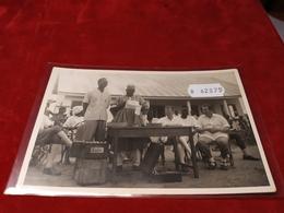 Original Photo Mit Gramophone - Africa