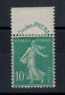 Yvert 188 Ovules Phéna - Bien Centré - Trace Charnière Au Dos De La Pub - Voir Scans - France