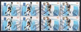 Argentina - 2003 - Sports - Hockey Sur Gazon Féminin - Football En Salle Pour Les Aveugles - Sellos
