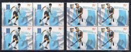Argentina - 2003 - Sports - Hockey Sur Gazon Féminin - Football En Salle Pour Les Aveugles - Argentina