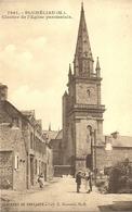 PLUMELIAU  -- Clocher De L'Eglise Paroissiale                    -- Hamonic 7581 - France