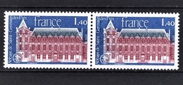 FRANCE  1979 - PAIRE Y.T. N° 2045 - NEUFS** - France