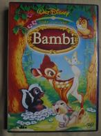 Occasion - DVD Bambi Walt Disney 2005 - Dessin Animé