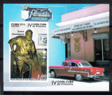 628  Chevrolet 1955 - 2016 - MNH - Cb - 1,85 - Voitures