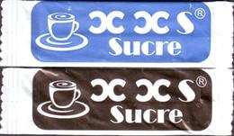 "Sucre - 2 Sticks De Sucre Vide "" XXS""- Algérie. - Sucres"