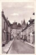 37 - LANGEAIS -  La Rue Gambetta - Langeais