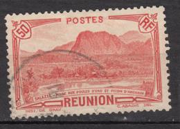 ##19, Reunion, Anchain Peak, Montagne, Mountain, Géologie, Geology - Oblitérés