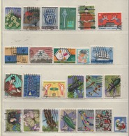 Japan 1986 Siehe Bild/Beschreibung 24 Marken Gestempelt; Used - 1926-89 Imperatore Hirohito (Periodo Showa)