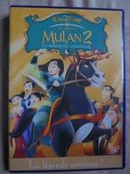Occasion - DVD Mulan 2 Walt Disney 2004 - Dessin Animé