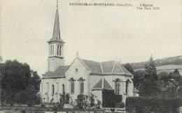 """CPA FRANCE 21 """"Grosbois En Montagne"""" - Autres Communes"""