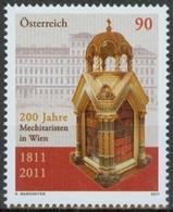 Österreich MiNr. 2921 **, 200 Jahre Mechitaristen In Wien - 1945-.... 2. Republik