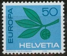 Schweiz MiNr. 825 **, Europa 1965 - Ungebraucht