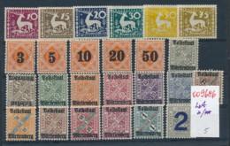 Würtemberg   Lot.........  (oo9686  ) Siehe Scan - Wuerttemberg
