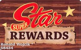 Winners Casino - Winnemucca NV - Slot Card - Casino Cards