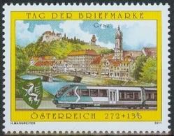 Österreich MiNr. 2936 **, Tag Der Briefmarke, Graz - 1991-00 Ungebraucht
