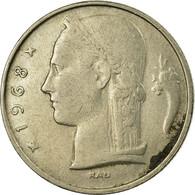 Monnaie, Belgique, 5 Francs, 5 Frank, 1968, TTB, Copper-nickel, KM:135.1 - 1951-1993: Baudouin I
