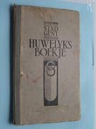 """Stad GENT - HUWELIJKS Boekje 1942 """" Millevert Desschel & Boom Antwerpen ( Zie Foto's Voor Detail ) + Extra's ! - Boda"""