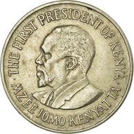 Monnaie, Kenya, Shilling, 1973, TB+, Copper-nickel, KM:14 - Kenia