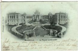 5THF 822 CPA - MARSEILLE - LE PALAIS LONGCHAMPS - Marseille