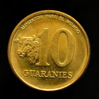 Paraguay 10 Guaranies (F.A.O.) 1996, UNC Coin - Paraguay