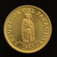 Paraguay 1 Guaraní (F.A.O.) 1993. North American Coin UNC - Paraguay