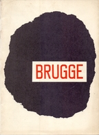 Tijdschrift - Stad Brugge - Cultuur - Oa Gesprek Met Hugo Claus - Maart 1963 - Culture