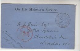 Boer War / Orange River / G.B. - Ohne Zuordnung