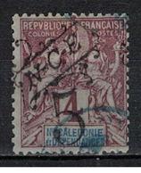 NOUVELLE CALEDONIE              N°     YVERT      55        OBLITERE       ( Ob  5/19 ) - Nueva Caledonia