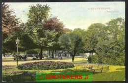 S-GRAVENHAGE Oranjeplein 1912 Stempel LBPK 2771 - Den Haag ('s-Gravenhage)