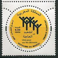 Maroc ** N° 1740 Année 2017 - Semaine De La Solidarité - - Maroc (1956-...)
