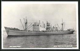 AK Handelsschiff M.V. Irish Oak, Irish Shipping Ltd. Dublin - Koopvaardij