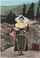 Cartoline Folklore-costume Di Boiano - Costumi