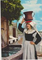 Cartoline Folklore-costumi Di Abruzzo - Costumes