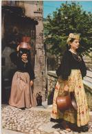 Cartoline Folklore-costumi Di Abruzzo - Costumi